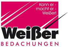 Weißer Bedachungen GmbH Logo